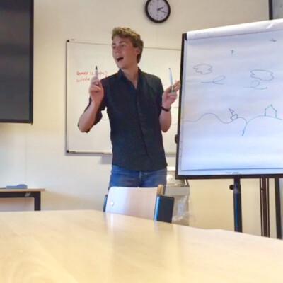Victor zoekt een Kamer in Zwolle
